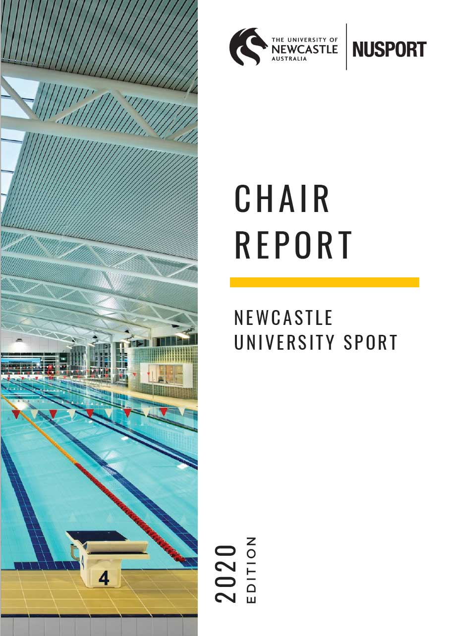 2020 Chair Report